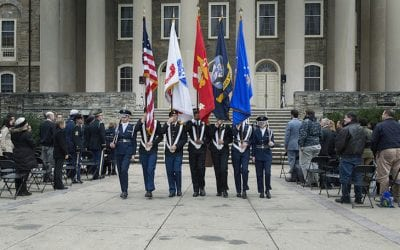 Veterans Day Ceremony to take place Nov. 12 at Old Main